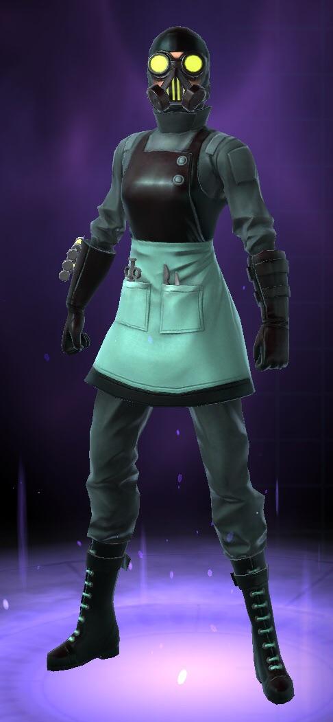 Maru (DC Legends)