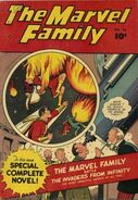 Marvel Family Vol 1 36