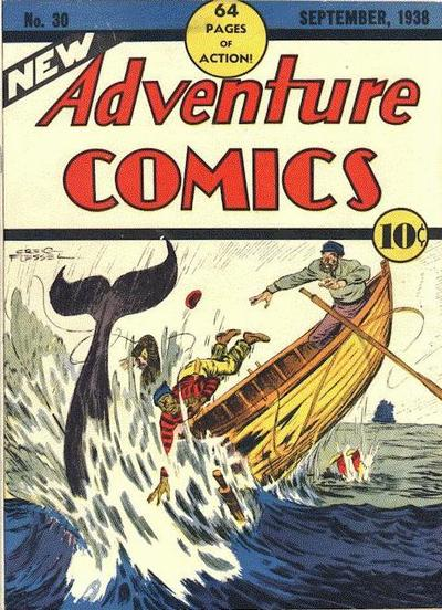 New Adventure Comics Vol 1 30