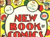 New Book of Comics Vol 1 2