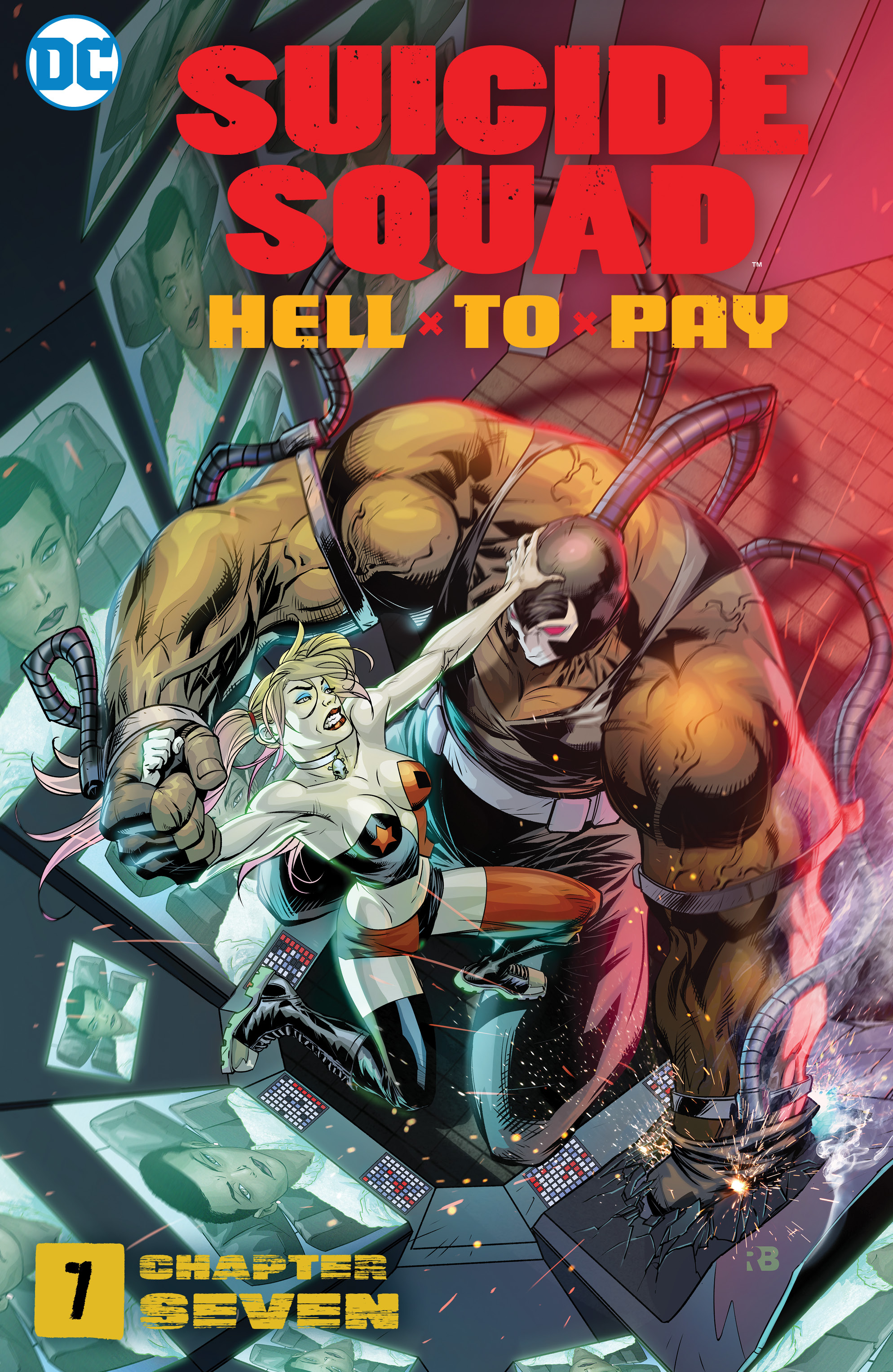 Suicide Squad: Hell to Pay Vol 1 7 (Digital)