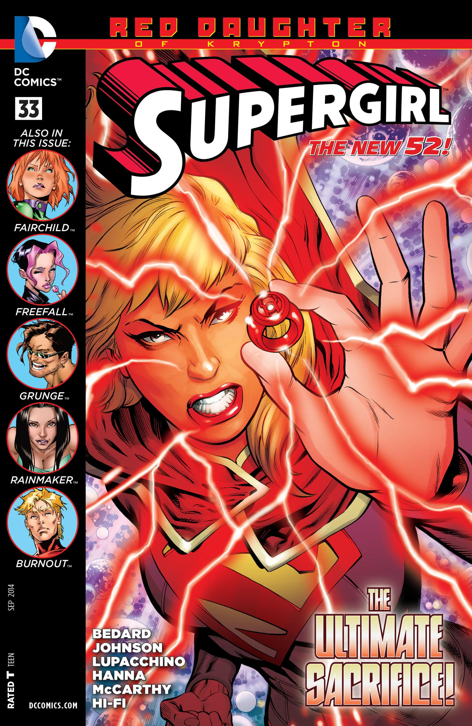 Supergirl Vol 6 33