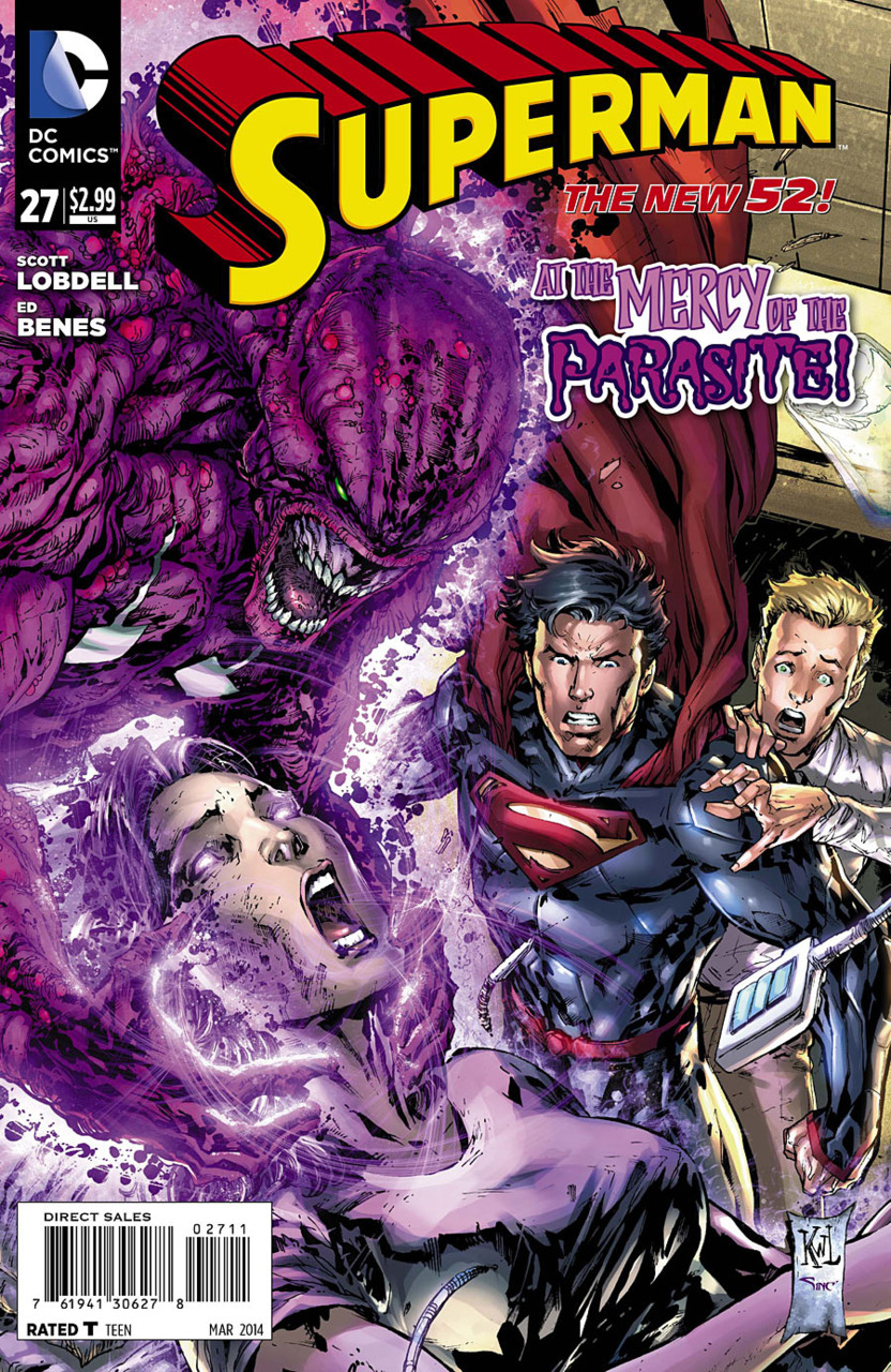Superman Vol 3 27