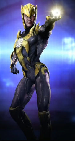 Thaal Sinestro (Injustice)