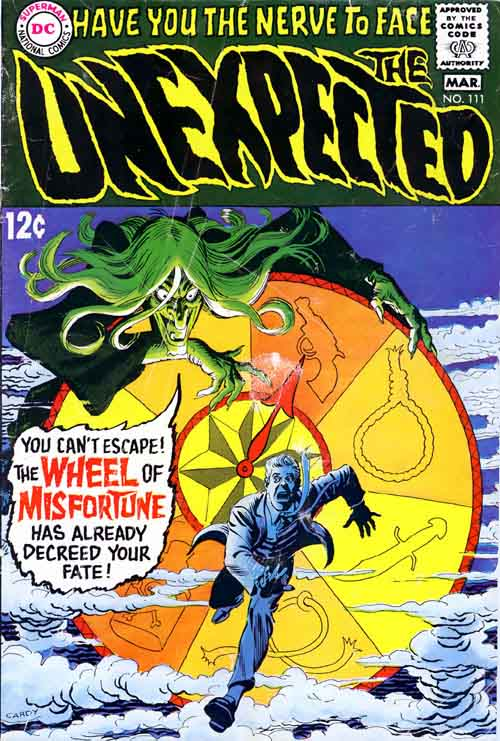 The Unexpected Vol 1 111