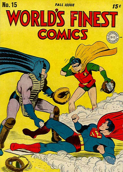 World's Finest Vol 1 15