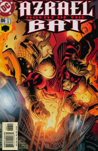 Azrael: Agent of the Bat Vol 1 86