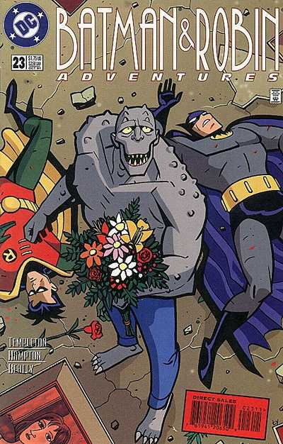 The Batman and Robin Adventures Vol 1 23