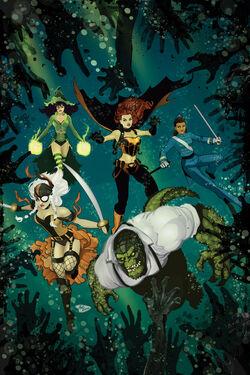 DC Comics Bombshells Vol 1 25 Textless.jpg