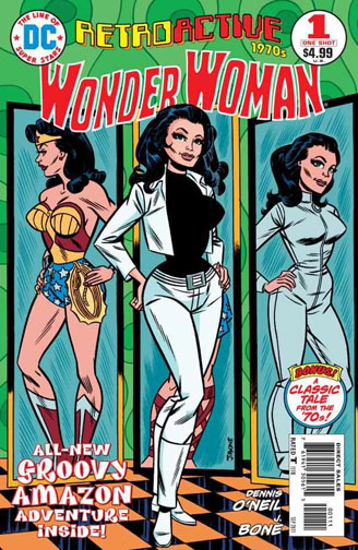 DC Retroactive: Wonder Woman – The '70s Vol 1 1