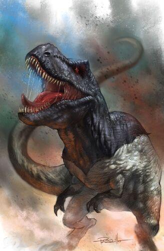Textless B-Rex Variant
