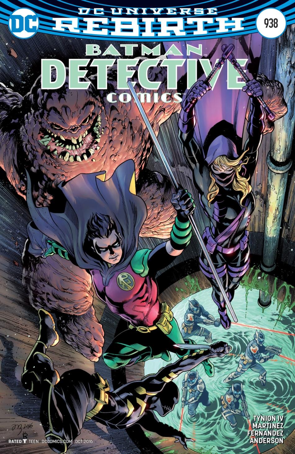 Detective Comics Vol 1 938