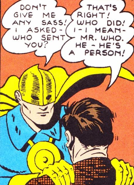Doctor Fate's Half-Helmet