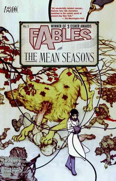Fables: The Mean Seasons (Collected)