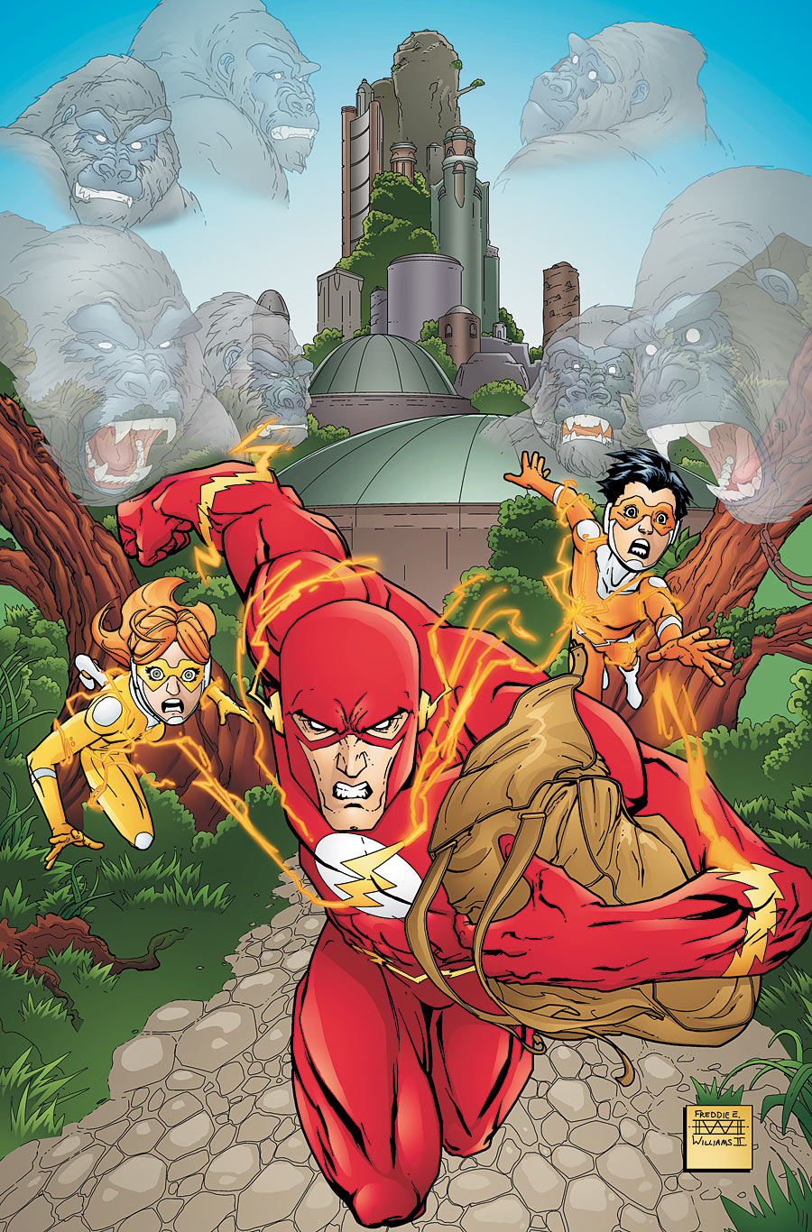 The Flash Vol 2 242