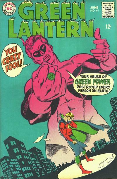 Green Lantern Vol 2 61