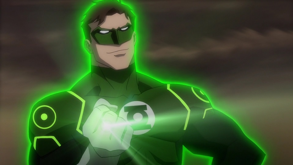 Hal Jordan (DC Animated Movie Universe)