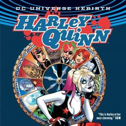 Harley Quinn: Vote Harley (Collected)