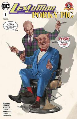 Lex Luthor Porky Pig Special Vol 1 1.jpg