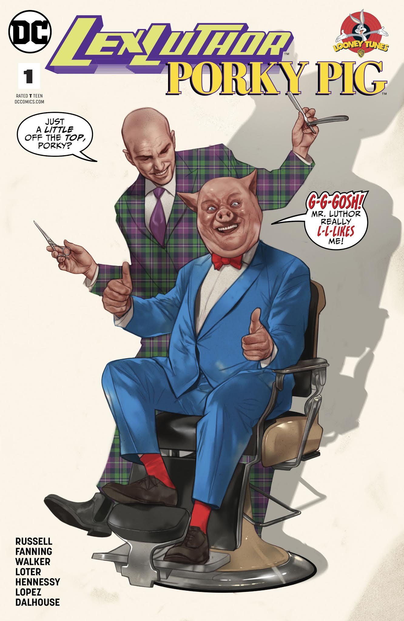Lex Luthor/Porky Pig Special Vol 1 1