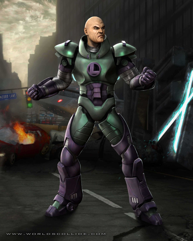 Alexander Luthor (Mortal Kombat vs. DC Universe)