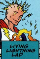 Living Lightning Lad Amalgam 001