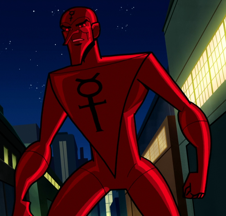 Mercury (The Brave and the Bold)