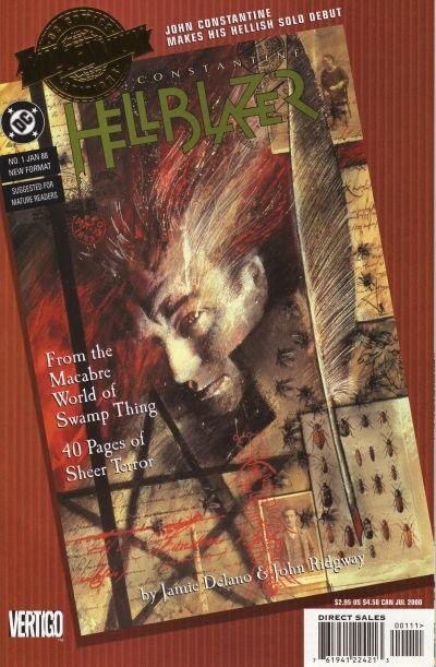 Millennium Edition: Hellblazer Vol 1 1
