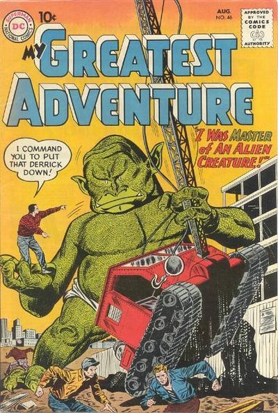 My Greatest Adventure Vol 1 46
