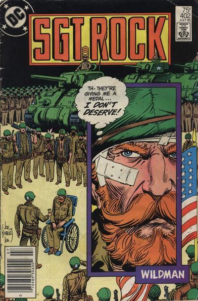 Sgt. Rock Vol 1 402