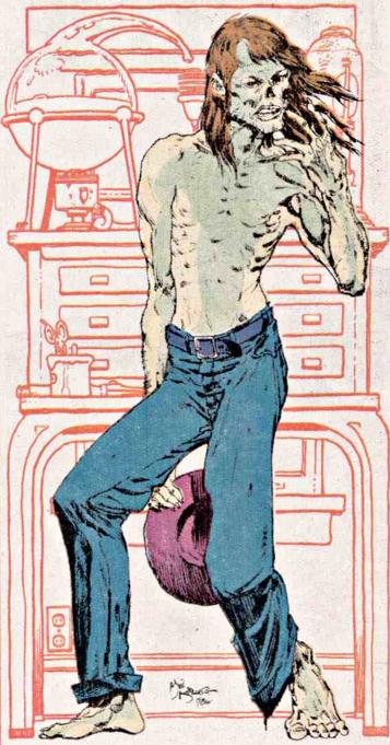 Spawn of Frankenstein (New Earth)