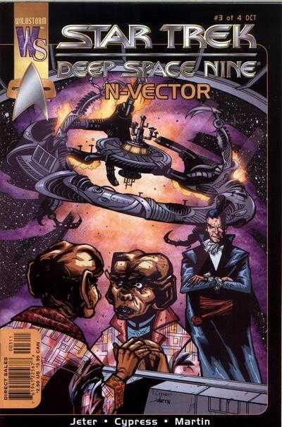 Star Trek: Deep Space Nine: N-Vector Vol 1 3