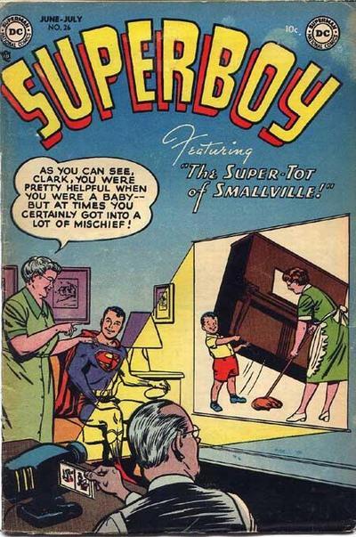 Superboy Vol 1 26