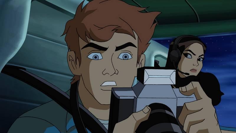 James Olsen (Superman: Doomsday)