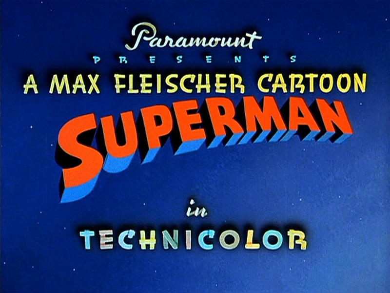 Superman (1941 Cartoons) Episode: Superman