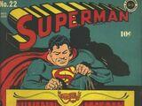 Superman Vol 1 22