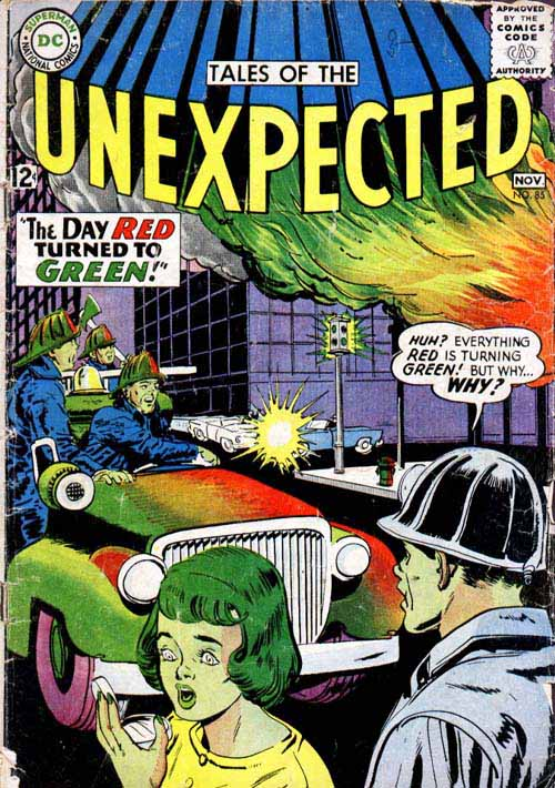 Tales of the Unexpected Vol 1 85