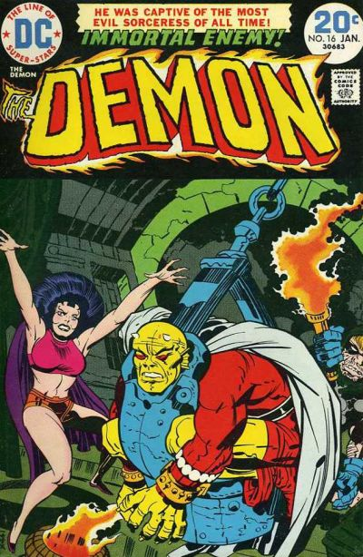 The Demon Vol 1 16