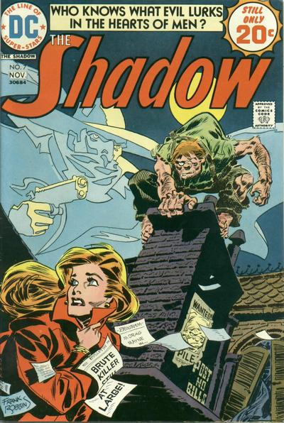 The Shadow Vol 1 7