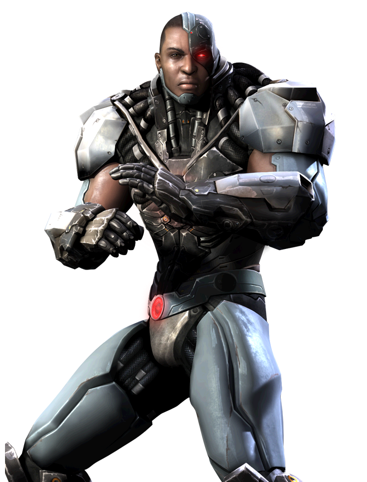 Victor Stone (Injustice: Earth One)