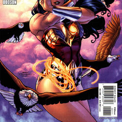 Wonder Woman Vol 3 1