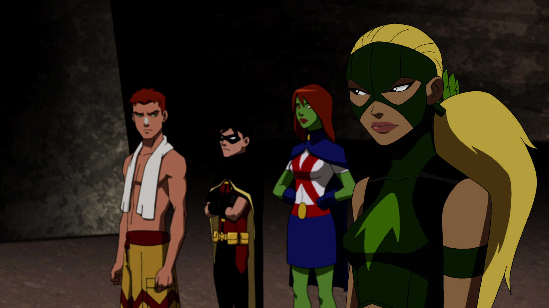 Young Justice (TV Series) Episode: Infiltrator