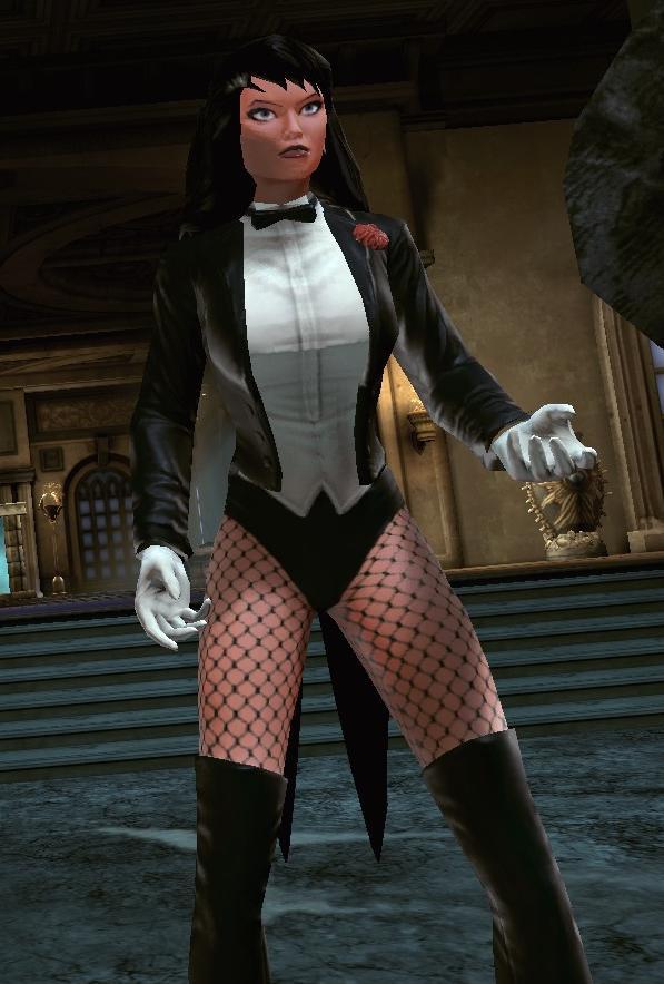 Zatanna Zatara (DC Universe Online)/Gallery