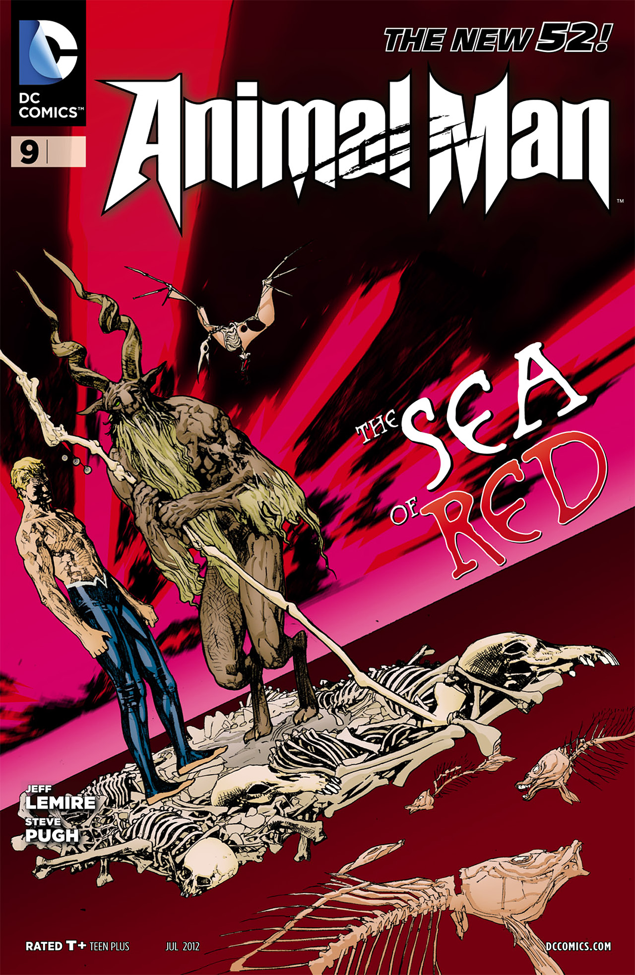 Animal Man Vol 2 9