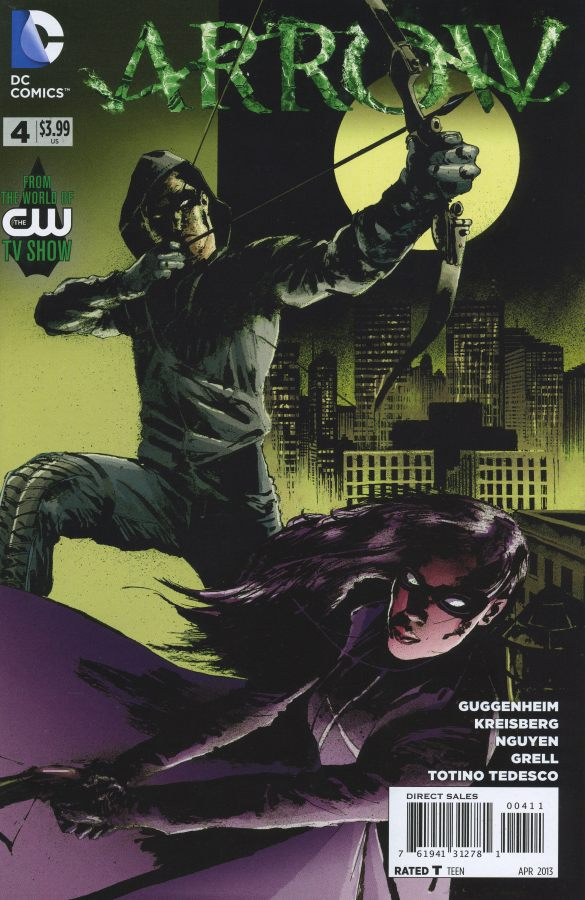 Arrow Vol 1 4
