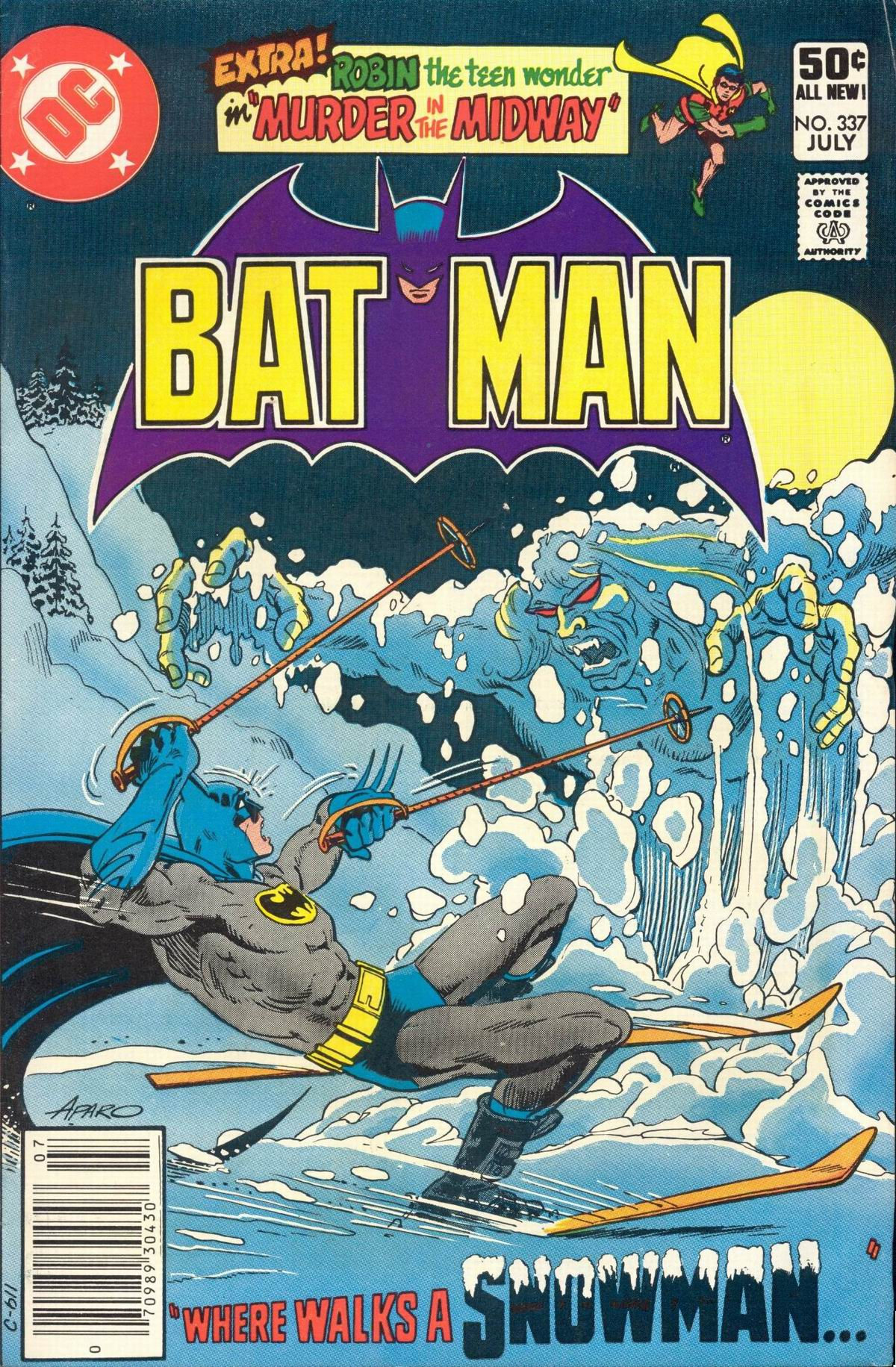 Batman Vol 1 337