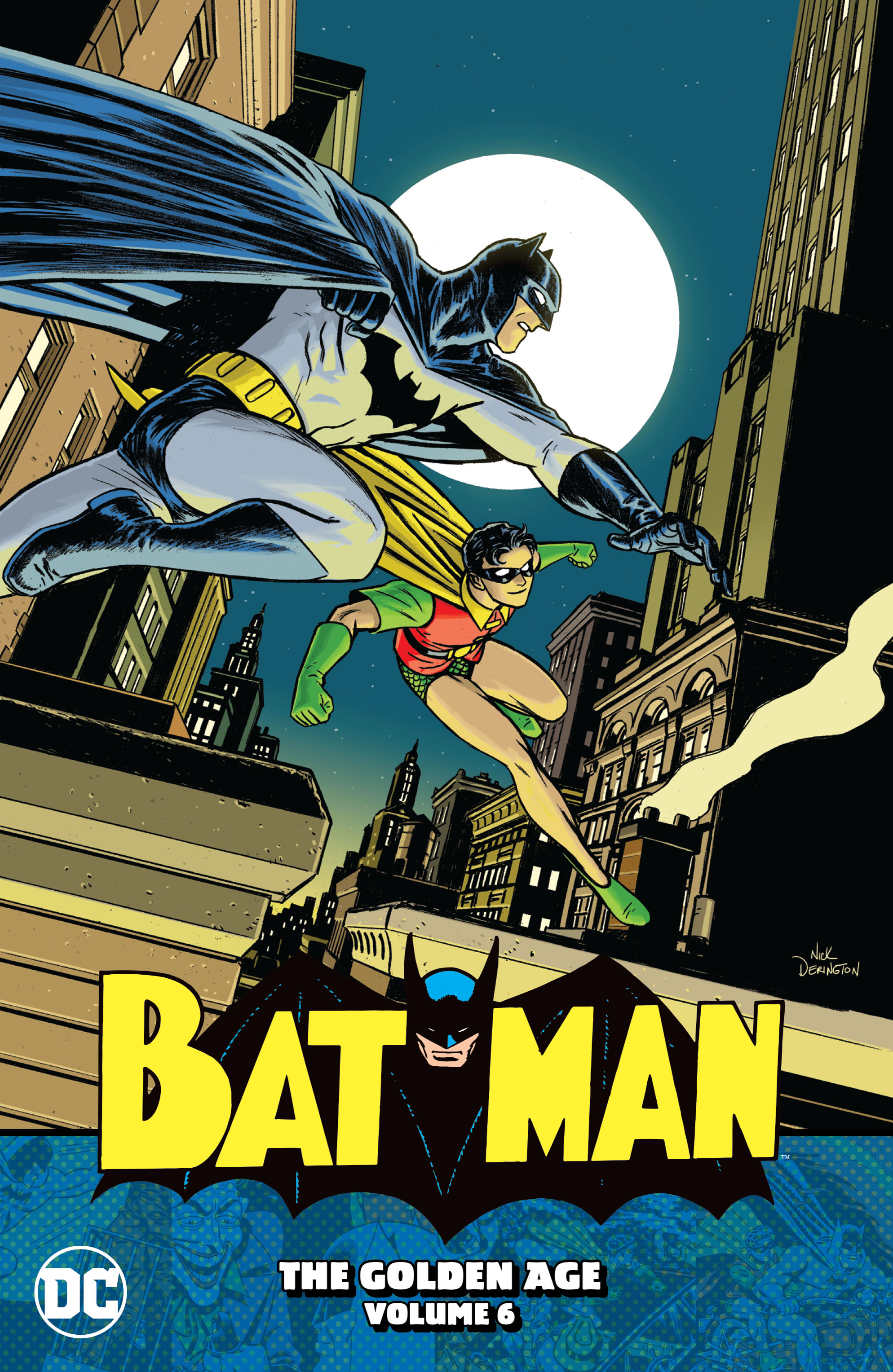 Batman: The Golden Age Vol. 6 (Collected)