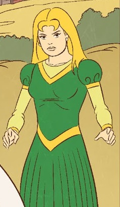 Celia Penbrook (Scooby-Doo Team-Up)