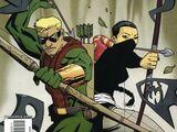 Connor Hawke: Dragon's Blood Vol 1 2