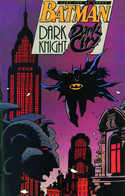DC Comics Presents: Batman: Dark Knight, Dark City